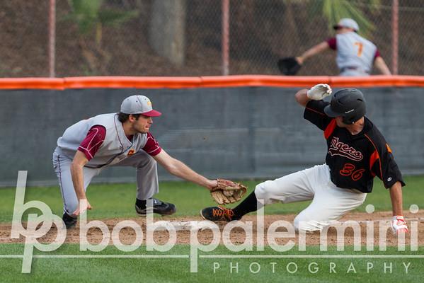 Oxy Baseball vs CMS 3-3-14