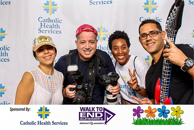 Miami-Dade Photo Booth sponsored by Catholic Health Services
