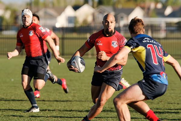 2017 / Rugby Utah Select XV X Glendale Raptors