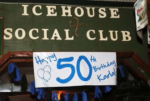 Karla's 50th
