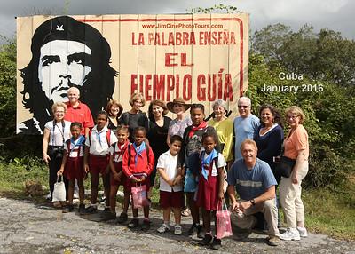 Jan. 2016 Cuba Trip
