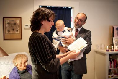 2012-01-02- Maya's Baby Naming Ceremony