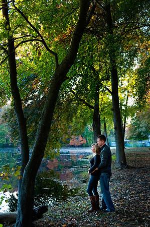 Lauren and George
