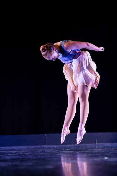 """El Ciclo,"" choreographed by Siobhan O'Reilly, was performed by Allie McCaughey in the fall 2018 Island Dance Demo."