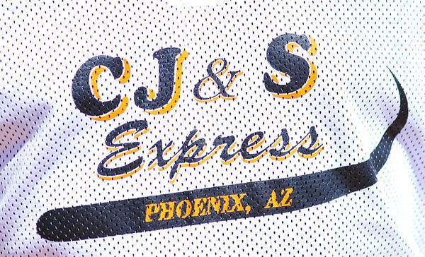 CJ & S Express vs Rio Grande 55's