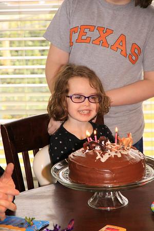 2013-1 Meredith birthday party