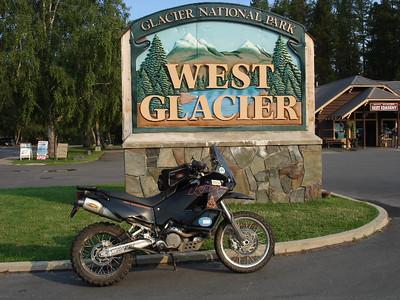 2007-08-04 Glacier Ride