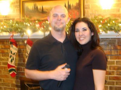 LifeGroup Christmas Party 2008