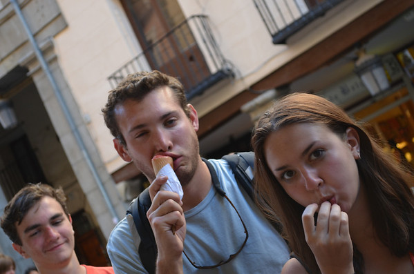 Spain with Teenagers