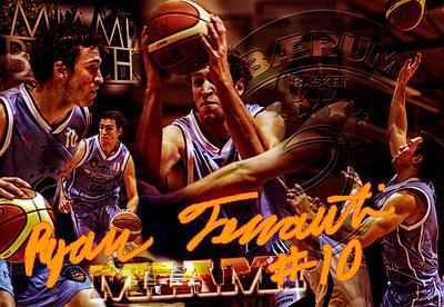 Bærum Basket Illustrasjonsbilder
