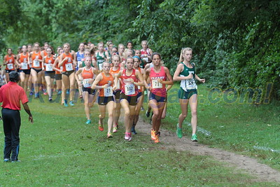 Womens College 5K - 2016 Running Fit-Detroit Titan Invitational