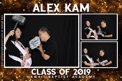Alex's Graduation Party