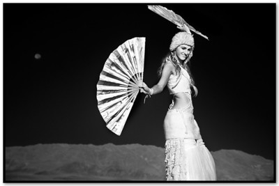 High Times at Burning Man (Preview): Infrared Photography Gallery Two