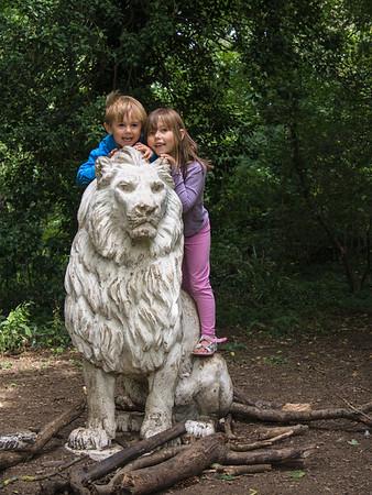 Maidstone Zoo Park 20140830
