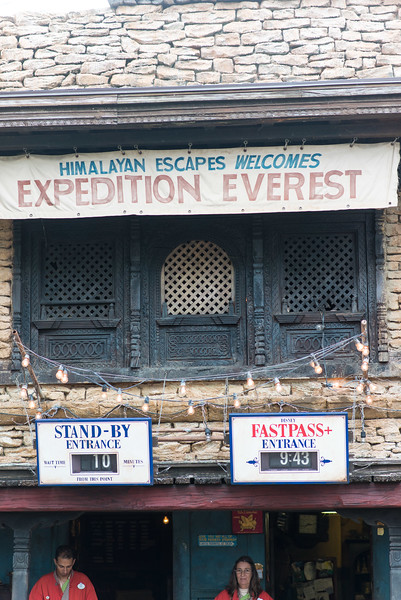 Expedition Everest Low Wait Time - Animal Kingdom Walt Disney World