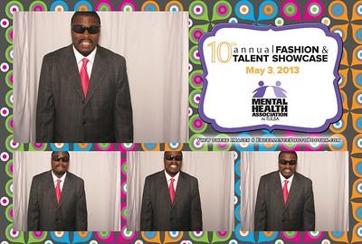 Mental Health Association Fashion Show