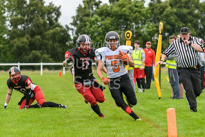 East Kilbride Pirates v Tamworth Phoenix