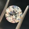 3.46ct Old European Cut Diamond GIA M, VS1 40