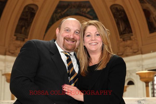 Todd + Debbie Engagement Portrait