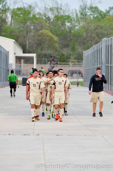 Magnolia West Varsity vs Waller Varsity Soccer