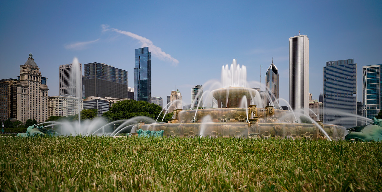 Chicago Illinois ~ Buckingham Fountain