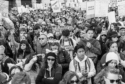 Women's March L.A.  2018