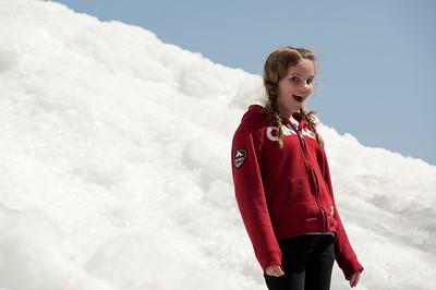 Gimli Ice 2010