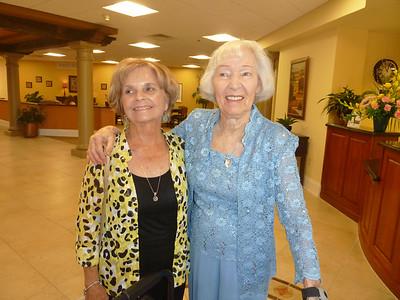 Betty's 95th  Birthday