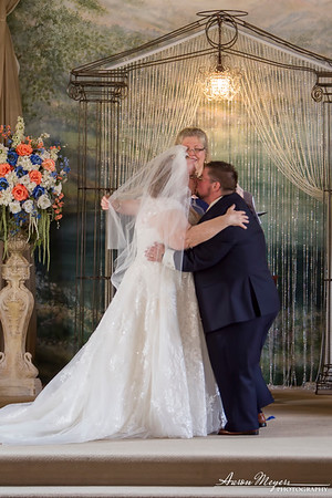 Mary Ann and Don Wedding 8-9-17