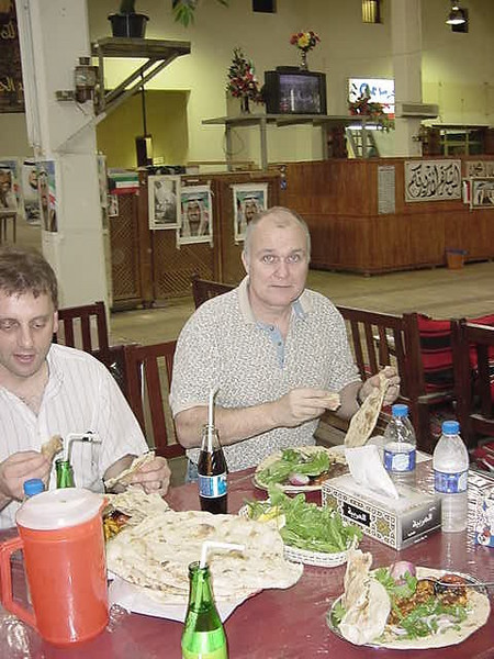 Jim and His Other Brother Darryl Stuffing Faces.jpg