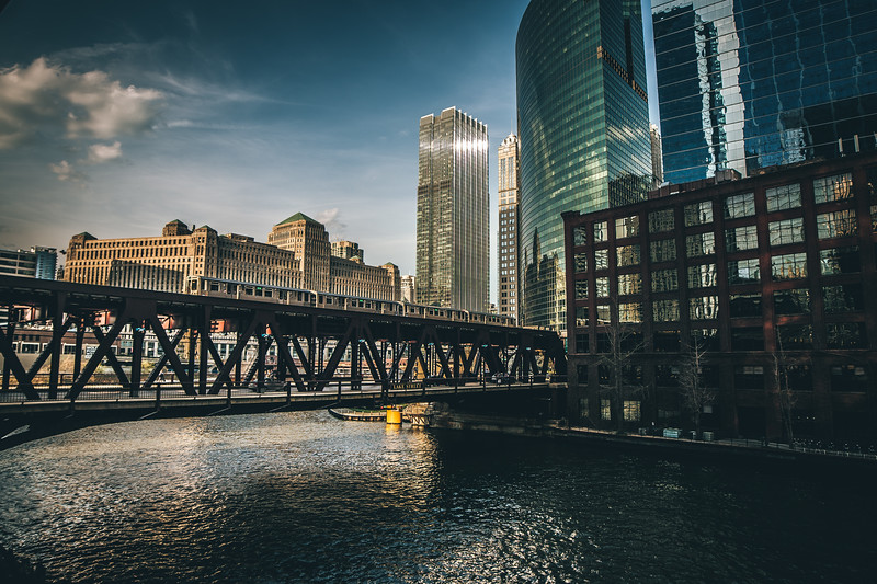 Chicago's Sunny Days