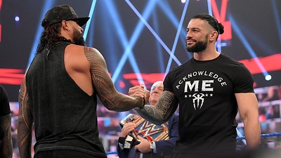 Roman Reigns - Digitals / Smackdown May 7, 2021