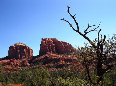 Sedona Mountain Bicycle and Hike 2003