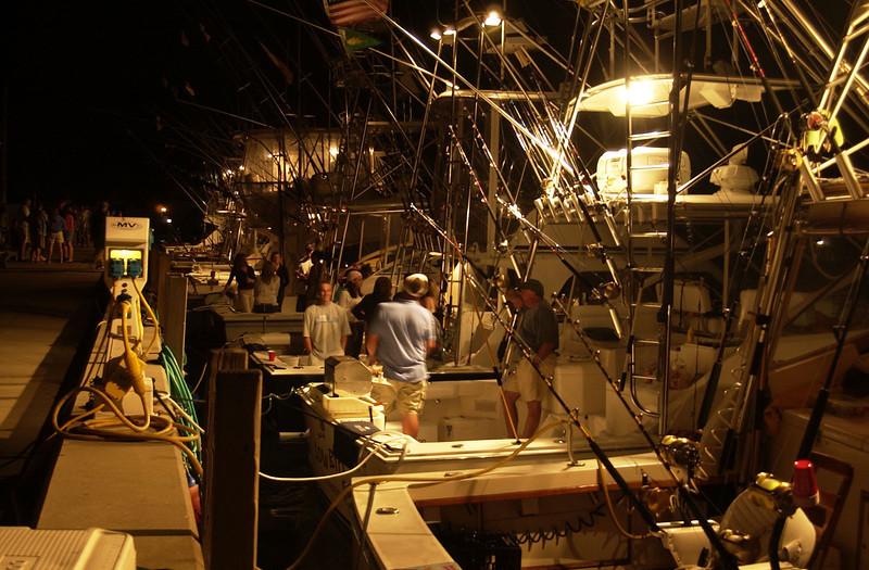 Martha's Vineyard first night. ( Damon Dahlen / The Washington Times ) http://www.washingtontimes.com/ (Damon Dahlen/Washington Times)