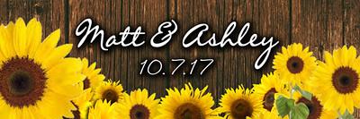 Matt & Ashley 10.7.17