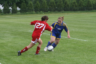 U14 Girls- Milton Magic vs Yankee Strikers