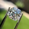 3.30ct Vintage Asscher Cit Diamond GIA J VS1 28