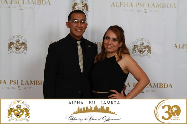 Alpha Psi Lambda 30th Aniversary