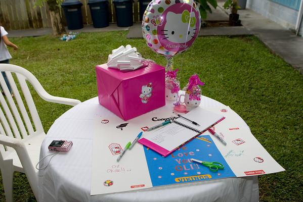 Cassandra Chun Fat Graduation Party (6/14/08)