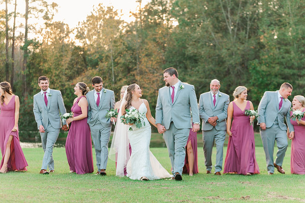Nick + Chelsea | Hidden Acres Wedding
