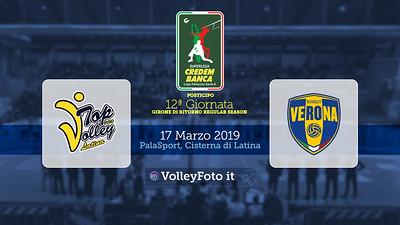 20190317 R12 Latina-Verona