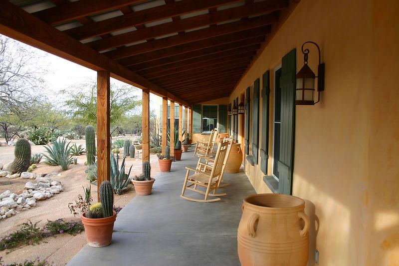 Tucson Front Porch