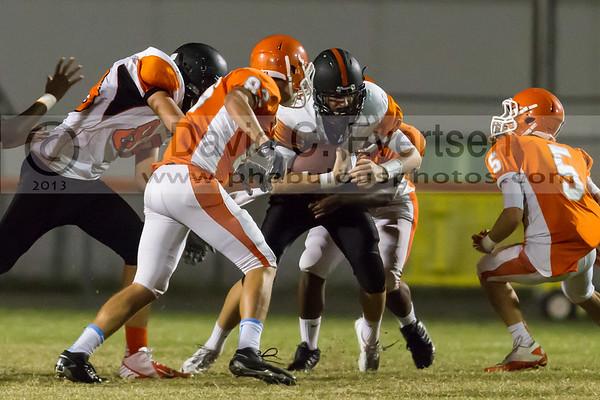 Boone Junior Varsity Football #83 - 2013
