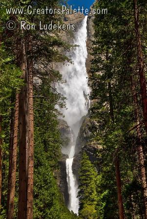 Yosemite - Yosemite Falls