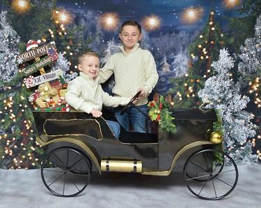 Mark & Mason Christmas 2020
