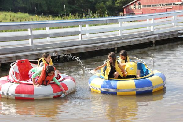 Bumber Boats