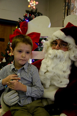 2011 Carneys Point Fire Breakfast with Santa
