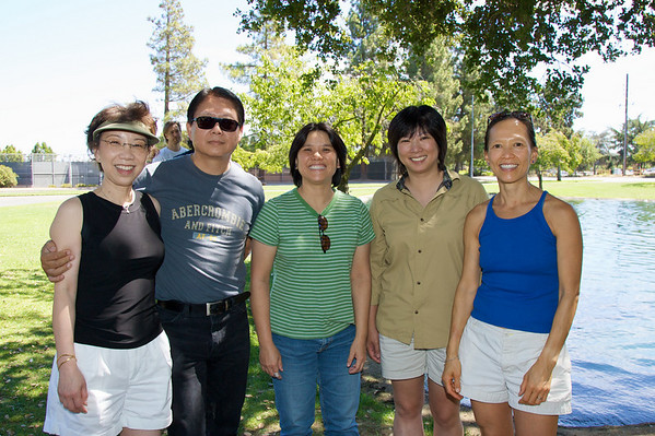 2009 Wing Chun Summer Picnic