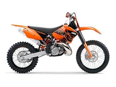 2007 KTM 200 XC-W