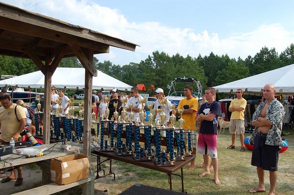 Oak Grove Lake Wakeboard Tournament, August 2nd, 2008